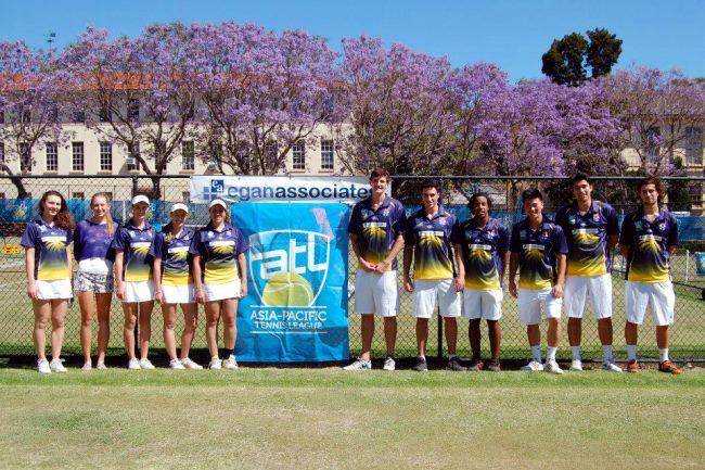 Egan Associates Sponsors the Sydney University Lions